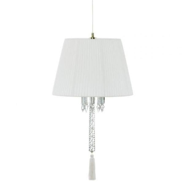Lámpara colgante Torch de cristal de Baccarat