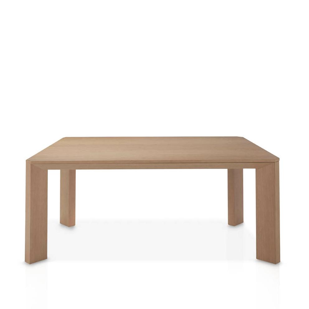 Mesa de comedor extensible de madera san pal - Mesa comedor madera extensible ...