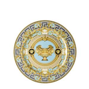 Wall Plate Medusa Gala Blue de Rosenthal Versace