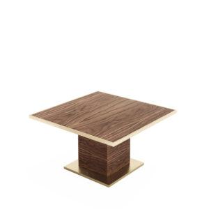 Mesa de comedor extensible de madera - San Pal
