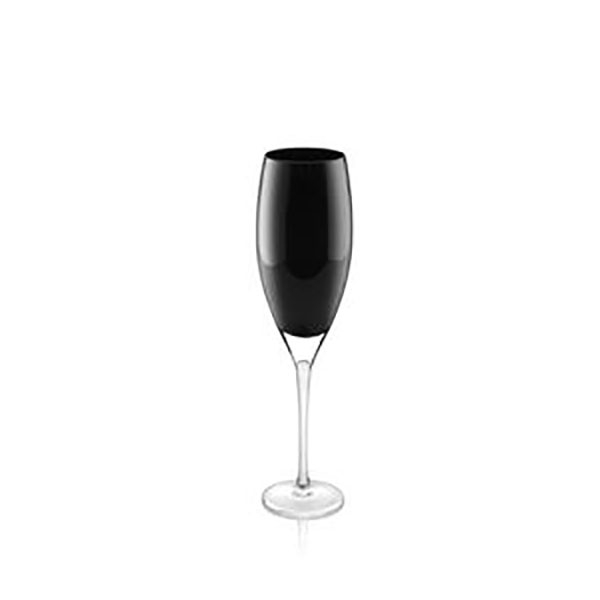 56652 Copa de champagne Dream negra de IVV