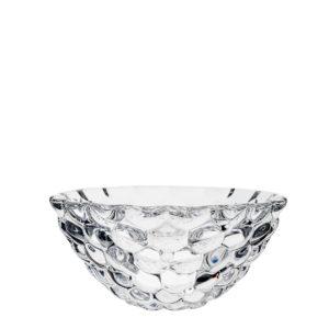 6475713 Bowl Raspberry de cristal de Orrefors
