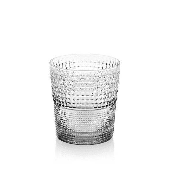 71461 Vasos bajos Speedy transparente