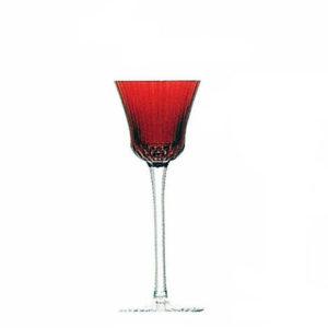 Copa Apollo de cristal rojo de Saint Louis