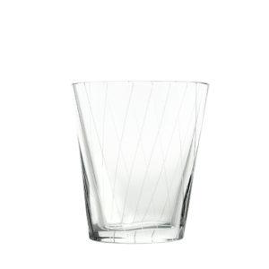 55508 Jarrón de cristal Brindille de Sevres