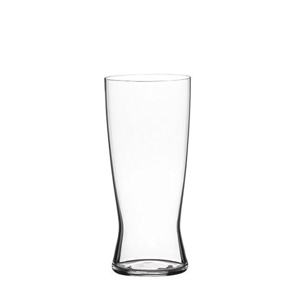 Vaso para cerveza de cristal