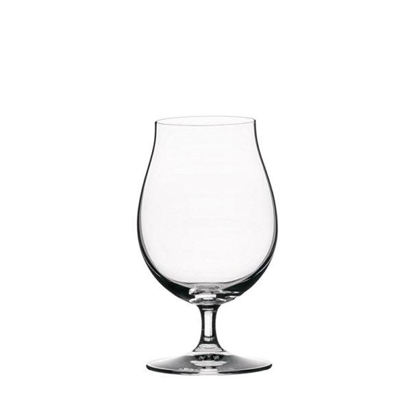 Copa de cristal para cerveza