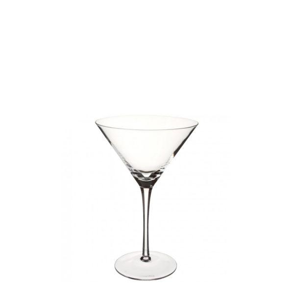 Copa de martini de cristal