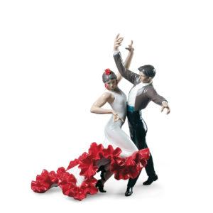 01009333 Baile flamenco de Lladró