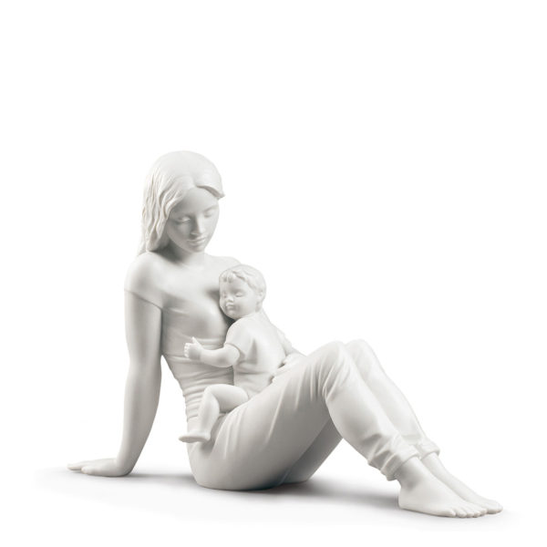 01009337 El amor de una madre de Lladró