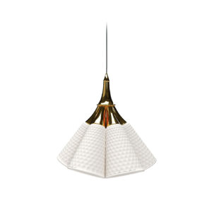 01023931 Lámpara de techo Jamz de Lladró