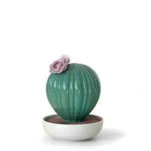 01040186 Difusor de aroma Cactus de Lladró