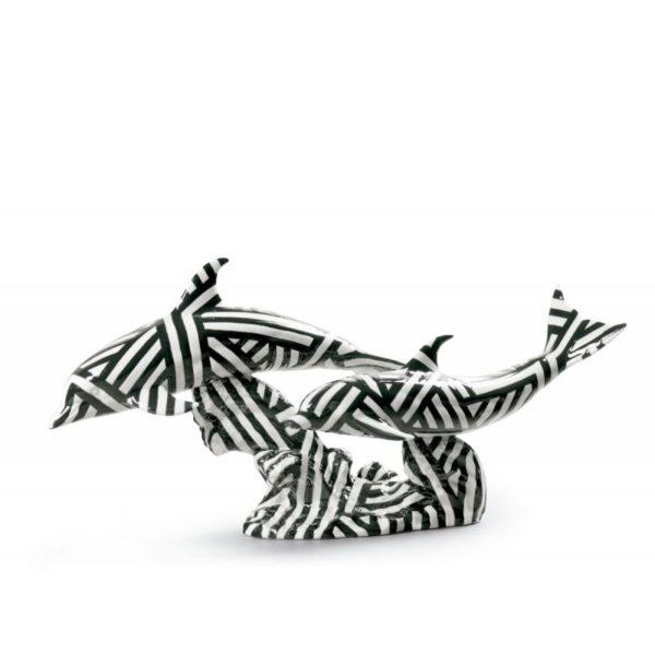 Dazzle Delfines de Lladró