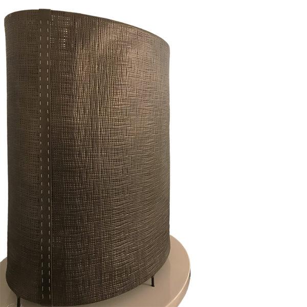 Lámpara Polaris de cristal de Murano de Fendi Casa
