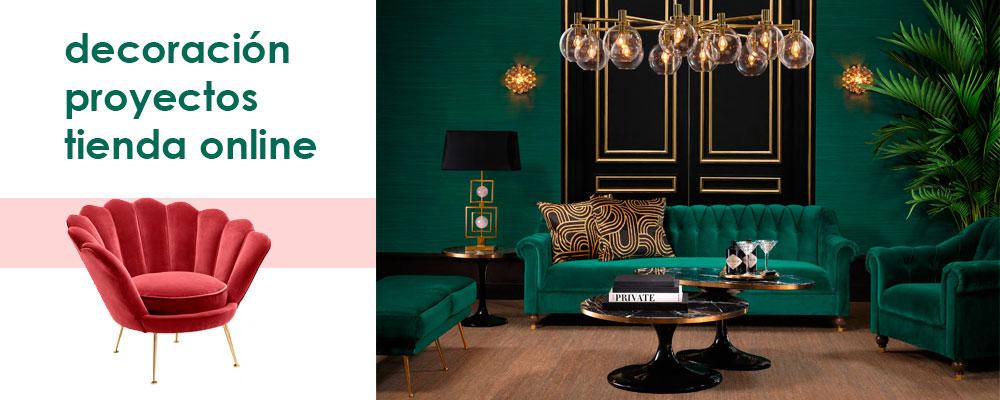 Muebles con estilo online. Tienda en Salamanca