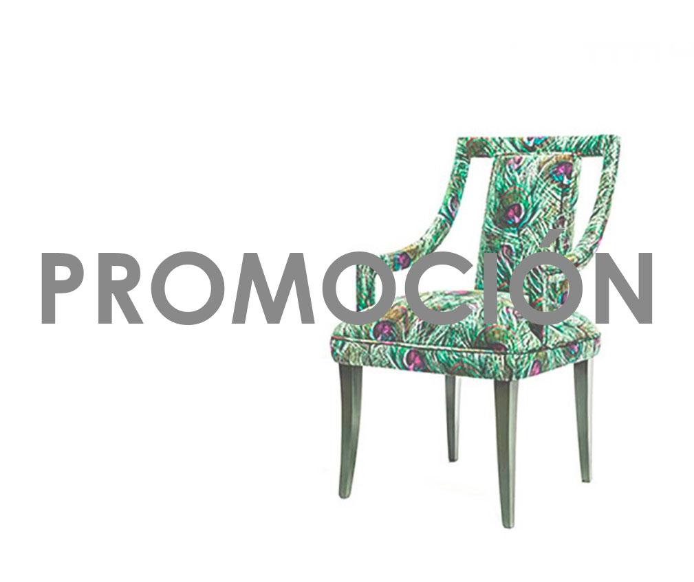 Tienda de decoración online con descuento y promoción