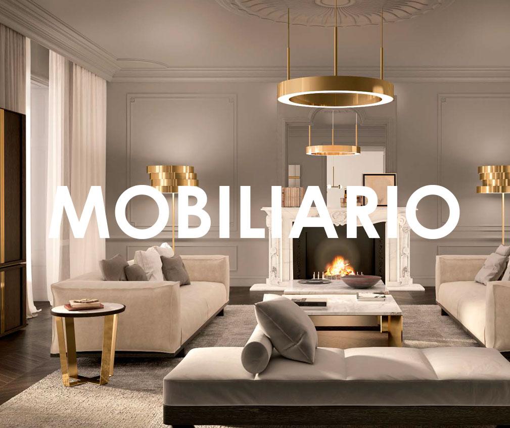 Tienda de decoración y muebles online