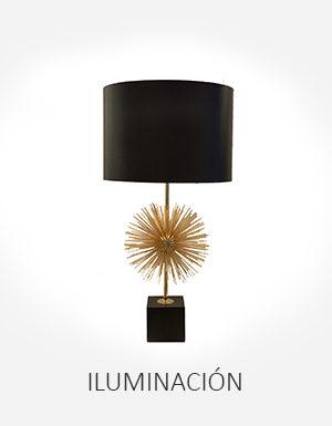 Iluminación | San-Pal Tienda de decoración online