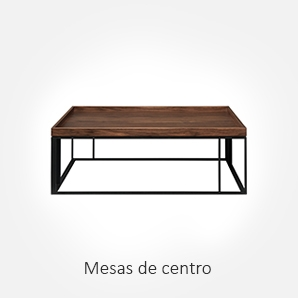Selección de mesas de centro