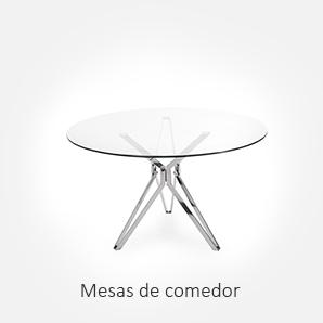 Selección de mesas de comedor