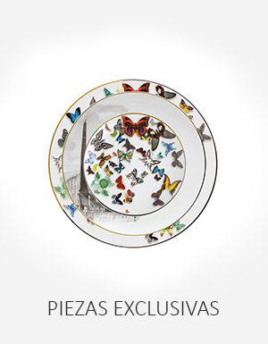 Selección de piezas de decoración únicas y de excepción