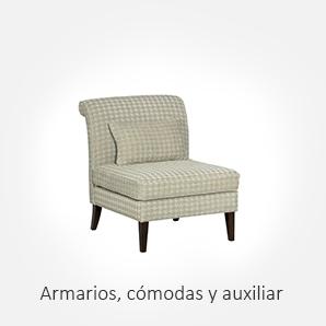 Armarios, cómodas y mueble auxiliar para dormitorio