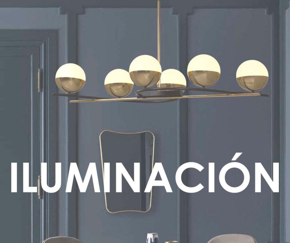 San-Pal | Tienda de decoración online. ILUMINACION
