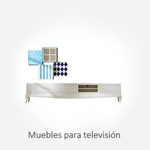 Selección de muebles para televisión