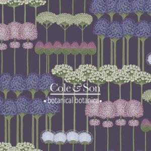 Cole&Son - Botanical botanica