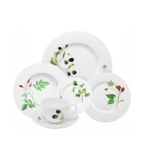 Wildberries - vajilla de porcelana Villeroy&Boch