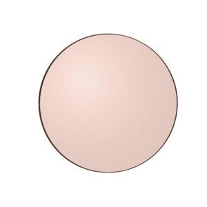 Espejo rosa XXL sin marco