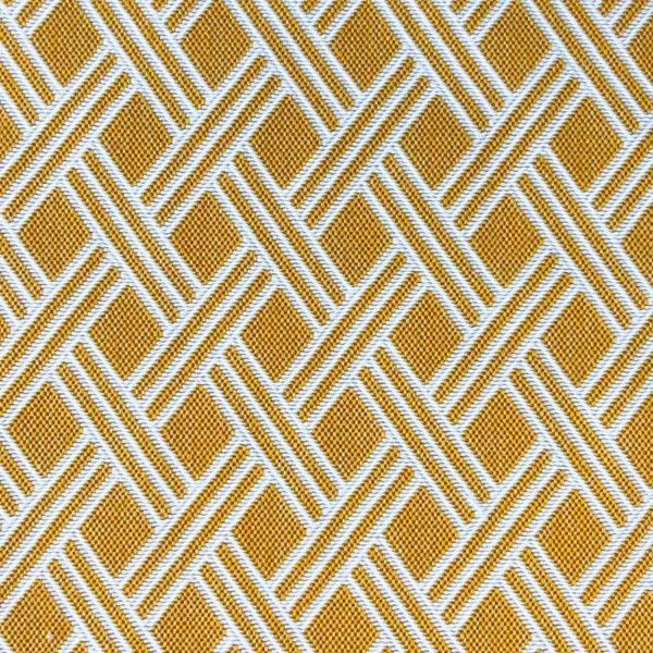 1060-008 Tela Dorcas amarillo de Lorenzo Castillo para Gastón y Daniela