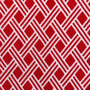 1060-007 Tela Dorcas rojo de Lorenzo Castillo para Gastón y Daniela