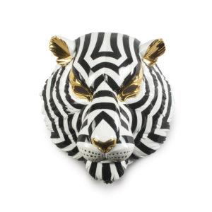 01009404 Máscara tigre de Lladró