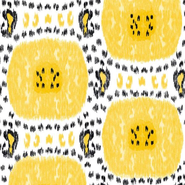 5448/001 Gran sol amarillo de Gastón y Daniela