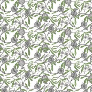 5439/001 Granadas blanco/verde de Gastón y Daniela