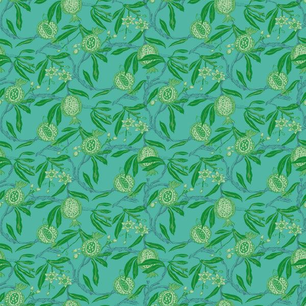 5439/005 Granadas verde/azul de Gastón y Daniela