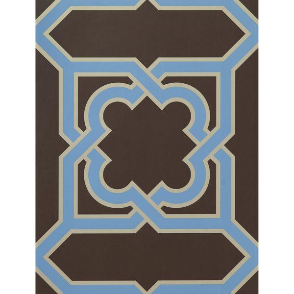 5257/005 Martin marrón/azul de Gastón y Daniela