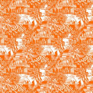 5450/003 Olimpo naranja de Gastón y Daniela