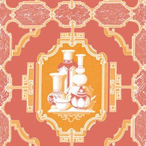 5445/002 Porcelanas pomelo de Gastón y Daniela