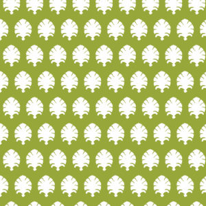 5440/001 Stamp verde de Gastón y Daniela