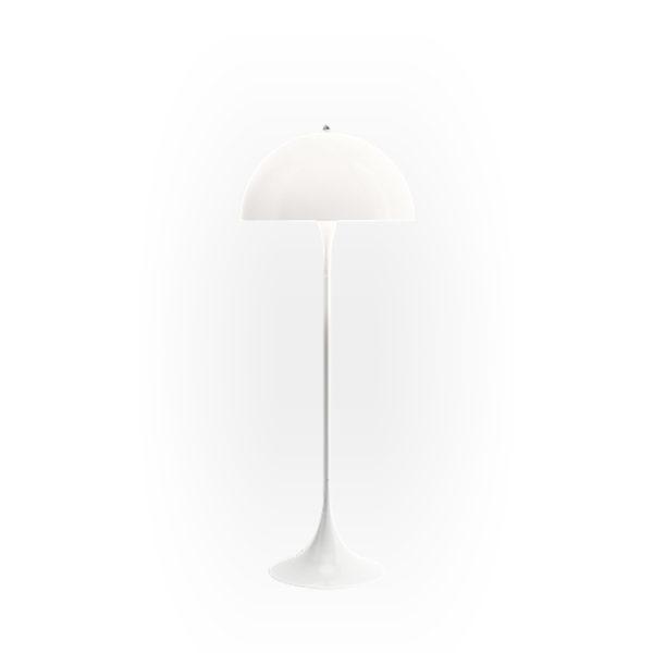 Lámpara Panthella pie de Louis Poulsen