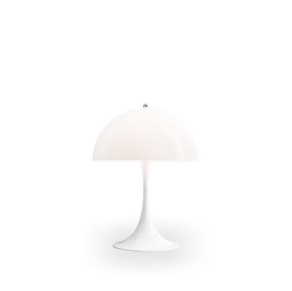 Lámpara Panthella de sobremesa de Louis Poulsen