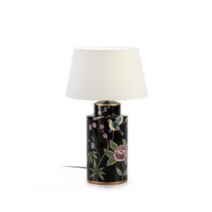 2106400 Lámpara de cerámica de inspiración oriental