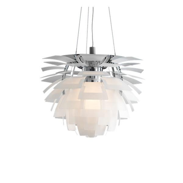 Lámpara PH Artichoke Glass de Louis Poulsen