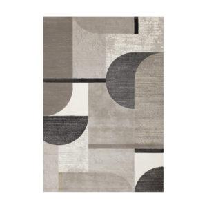 Alfombra de diseño 70 en gris