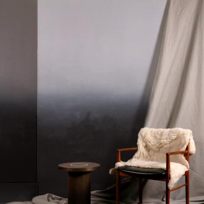M3226 Mural decorativo Cinza