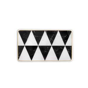 21124419 Fuente rectangular pequeña Carrara